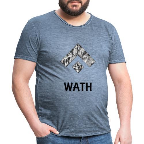 Diseño nombrado - Camiseta vintage hombre