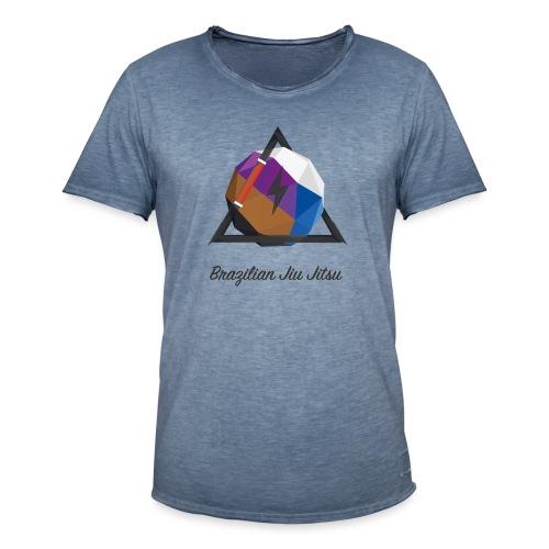 BJJ Journey v2 - Männer Vintage T-Shirt