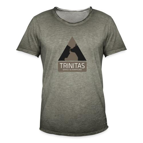 Trinitas Shirts - Herre vintage T-shirt