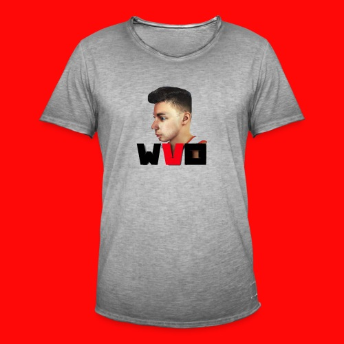 WVO OFFICIAL - Men's Vintage T-Shirt
