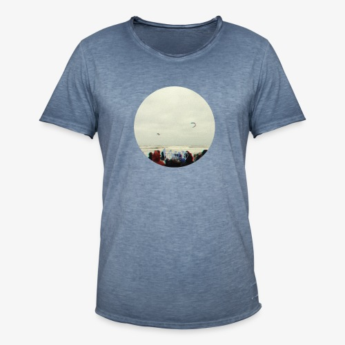 LOOP - Men's Vintage T-Shirt
