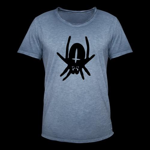 Kreutzspinne - Männer Vintage T-Shirt