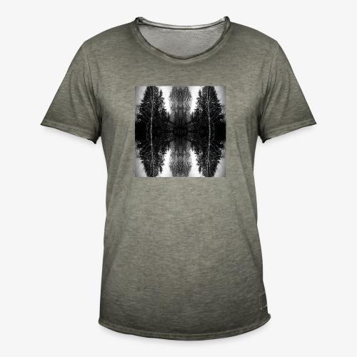 Riihi - Miesten vintage t-paita