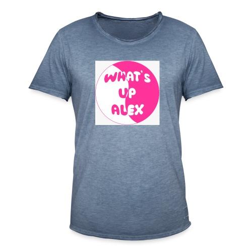45F8EAAD 36CB 40CD 91B7 2698E1179F96 - Men's Vintage T-Shirt