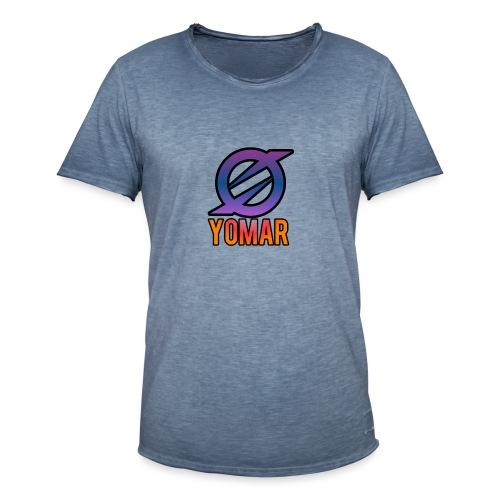YOMAR - Men's Vintage T-Shirt