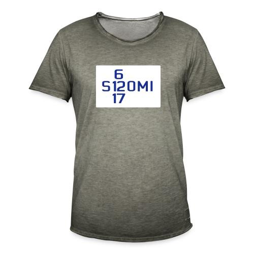 suomi61217 - Miesten vintage t-paita