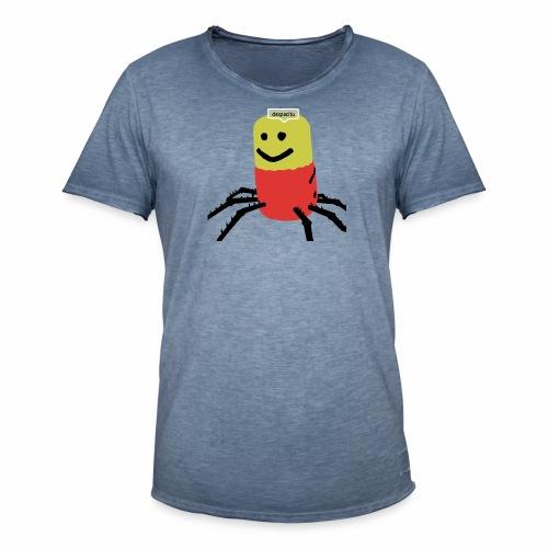 Despacito Spider - Men's Vintage T-Shirt