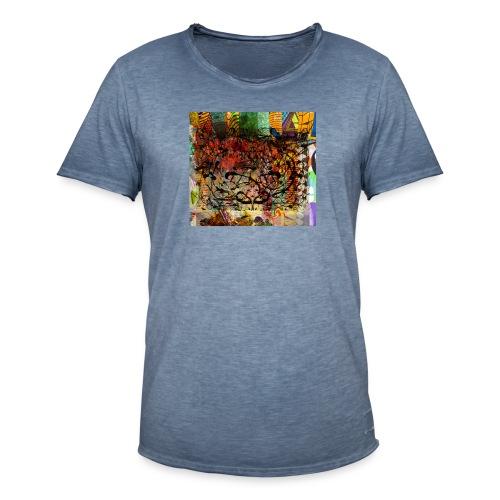 urban tribute - T-shirt vintage Homme
