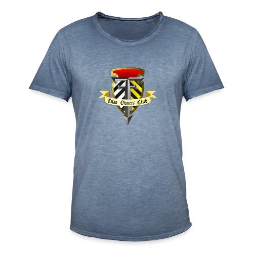 TOC Gothic Clear Background 1 - Men's Vintage T-Shirt