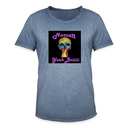 Marcatt - Yeah Boiiiiii - Men's Vintage T-Shirt