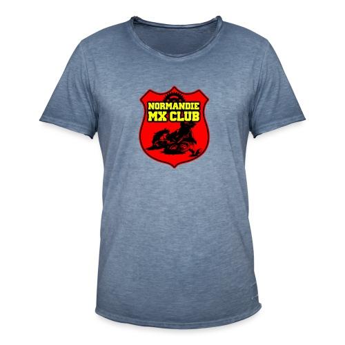 Casquette Normandie MX Club - T-shirt vintage Homme