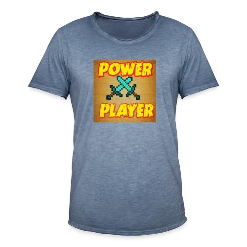 NUOVA LINEA POWER PLAYER - Maglietta vintage da uomo
