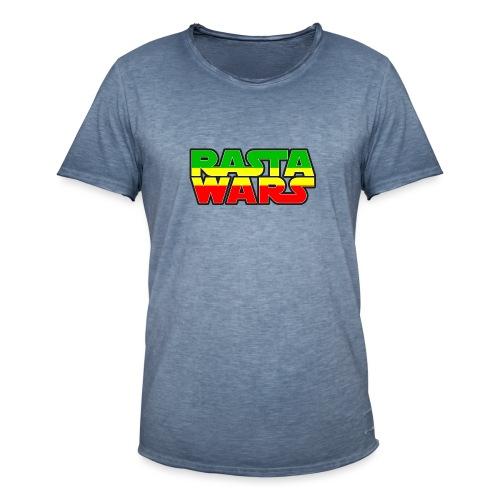 RASTA WARS KOUALIS - T-shirt vintage Homme