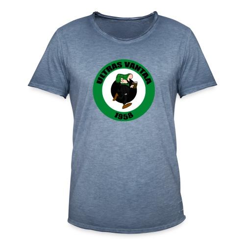 Ultras Vantaa Logo - Miesten vintage t-paita