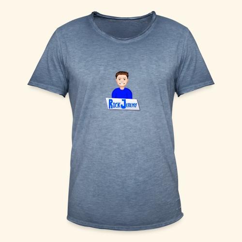 RickJeremymerchandise - Mannen Vintage T-shirt