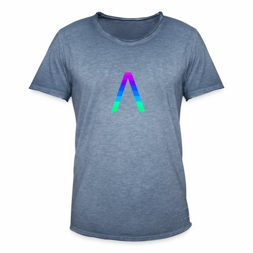 AKZProject Big A - T-shirt vintage Homme