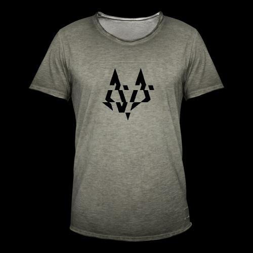 Glitchy - T-shirt vintage Homme