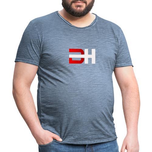 Hoodies - T-shirt vintage Homme