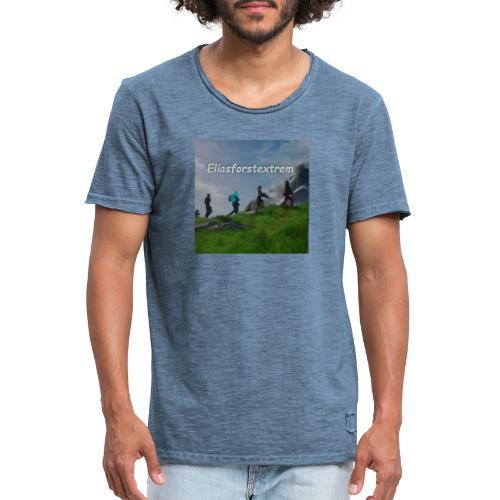 Eliasforstextre - Männer Vintage T-Shirt