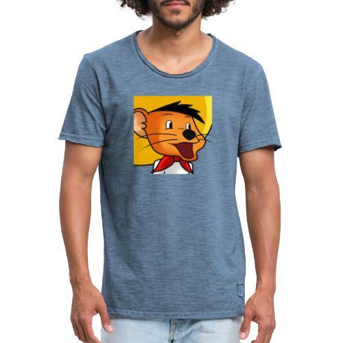 speedy89 - Herre vintage T-shirt