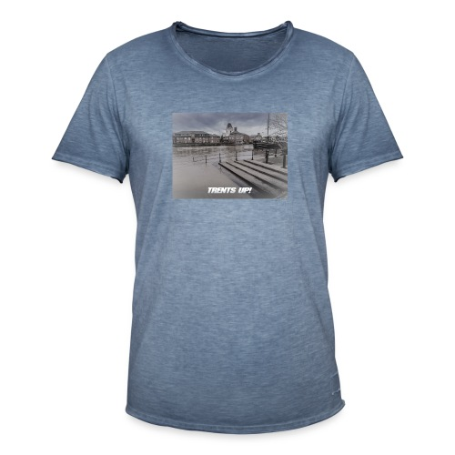 trents up - Men's Vintage T-Shirt