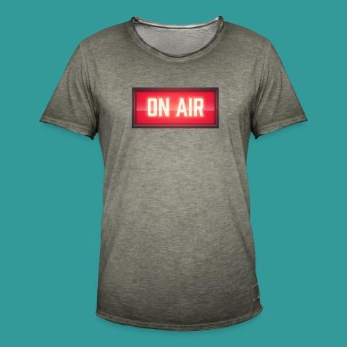On Air - Men's Vintage T-Shirt