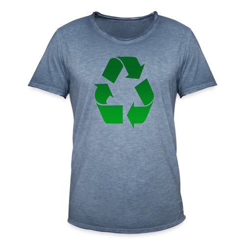 Recyclage - T-shirt vintage Homme