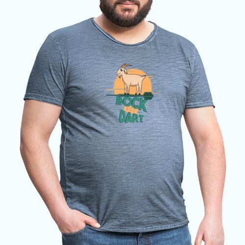 Dart Freuden - Men's Vintage T-Shirt