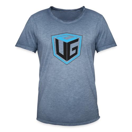 Ultimate Gaming Community Cube - Männer Vintage T-Shirt