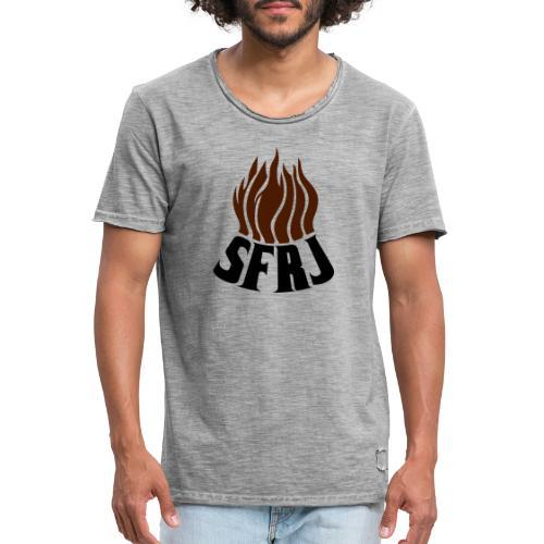 SFRJ - Männer Vintage T-Shirt