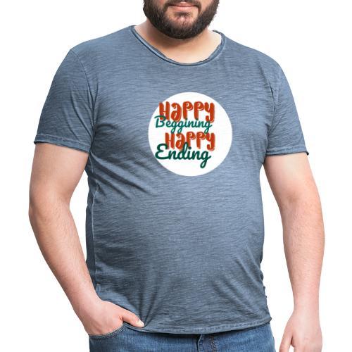 Fri 6 03 2020 21 49 30 - Men's Vintage T-Shirt