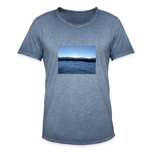 Suisse - Männer Vintage T-Shirt
