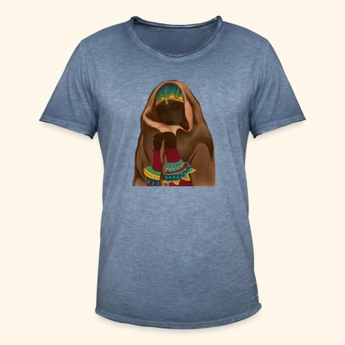 Femme bijou voile - T-shirt vintage Homme