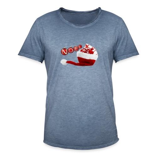 Noelok - T-shirt vintage Homme