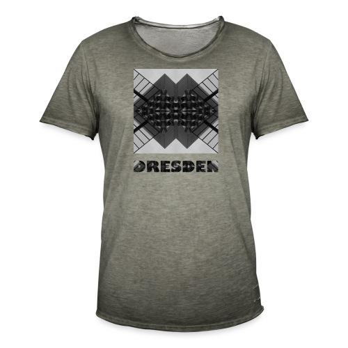 Dresden #1 - Männer Vintage T-Shirt