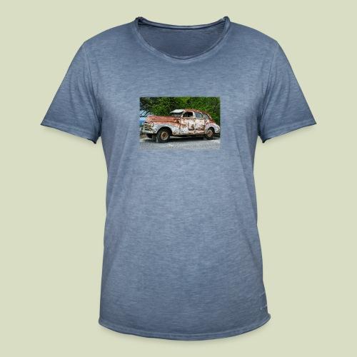 RustyCar - Miesten vintage t-paita