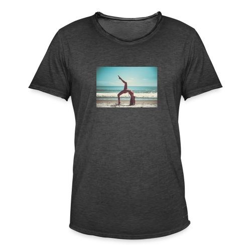 fee123 - Mannen Vintage T-shirt