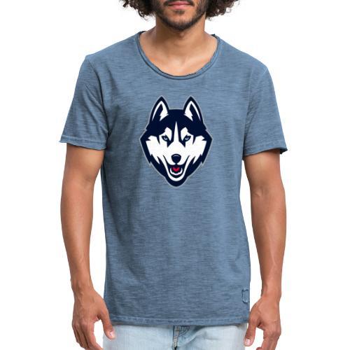 icon de la chaine deaddragon - T-shirt vintage Homme