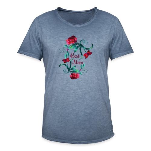 Best Mom - Männer Vintage T-Shirt