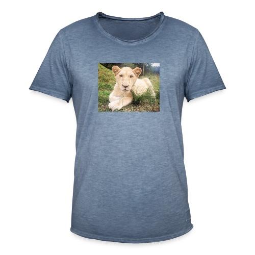 10536 2Cmoomba groot - Men's Vintage T-Shirt