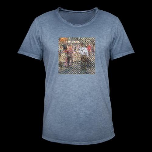 NewYork_GroundZero.jpg - Männer Vintage T-Shirt