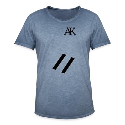 design tee - Mannen Vintage T-shirt