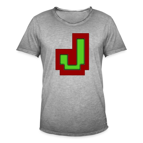 Stilrent_J - Herre vintage T-shirt