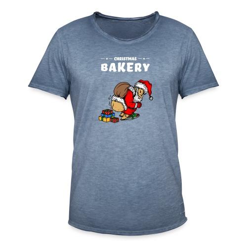 Ugly Weihnachtsmann Weihnachten lustig Sprüche - Männer Vintage T-Shirt