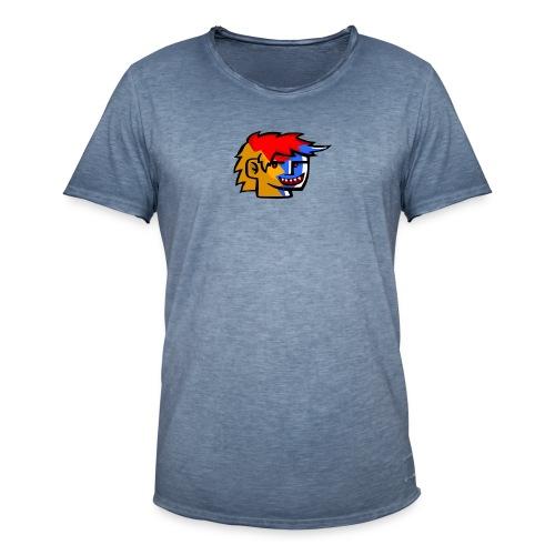 Frizo Evil T-shirt - Herre vintage T-shirt