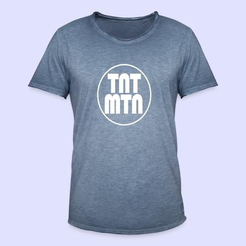 tntmtnvalk - Miesten vintage t-paita