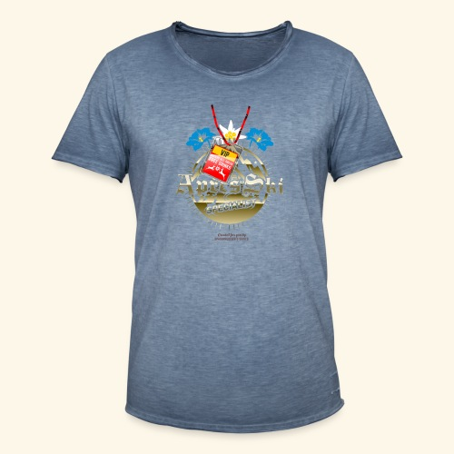 Apres Ski Specialist T Shirt Design - Männer Vintage T-Shirt