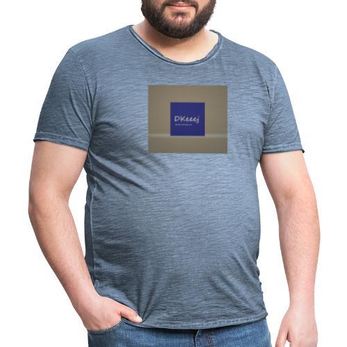 DKeeej Berlin, Munich, LA - Männer Vintage T-Shirt
