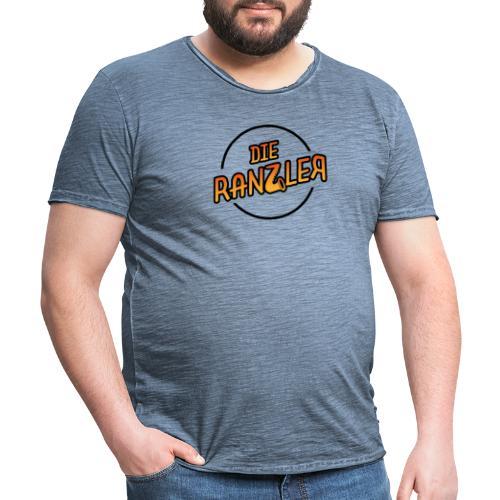 Die Ranzler Merch - Männer Vintage T-Shirt