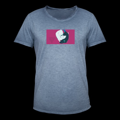 ABRAKADABRA by Wicca Cult - Männer Vintage T-Shirt